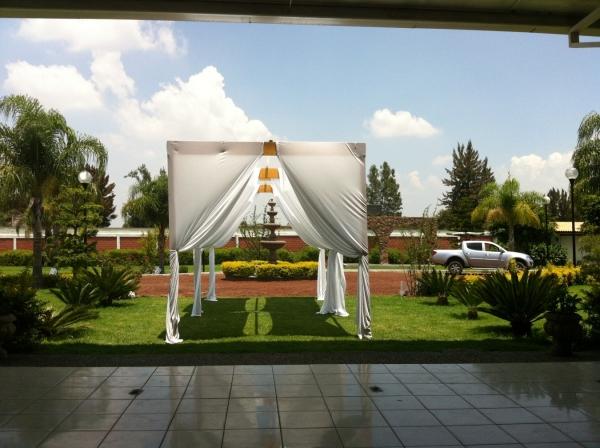 Terraza De Eventos La Alameda Jardin De Eventos Salon